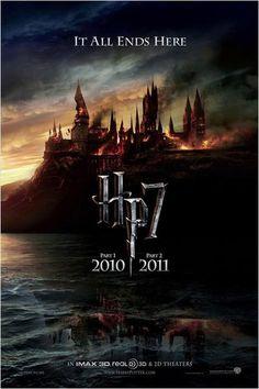 Harry Potter et les reliques de la mort - partie 2  - David Yates