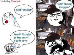 Pizza hut' #funny #photo