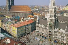 Where to stay in Munich - a travel guide to Munich's neighbourhoods