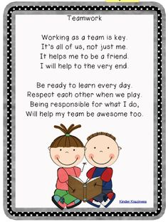 Kinder Kraziness: The Responsive Classroom: Part 3 Building a Community