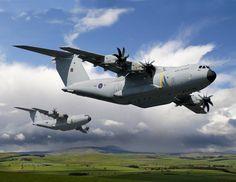 RAF  A-400M Atlas