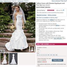 alternate bridal gown fashions