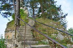 ..nur noch ein paar Treppen !