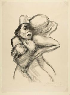 German artist Kathe Kollwitz faces death — again and again — at the Art Gallery of Ontario Life Drawing, Figure Drawing, Drawing Sketches, Art Drawings, Kathe Kollwitz, Art Gallery Of Ontario, Death Art, Gravure, Figurative Art