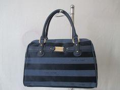 Tommy Hilfiger Handbag Satchel Color Blue 6925623 478 Retail $ 75.00…