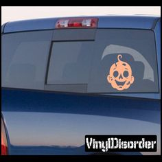 Zombie Baby Vinyl Decal Car or Wall Sticker Mural
