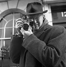 Henri Cartier-Bresson - photojournalist and champion of the Leica