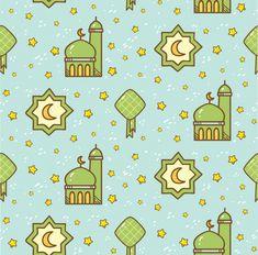 Eid Card Designs, Eid Mubarak Stickers, Ramadan Poster, Ramadan Images, Ramadan Background, Eid Mubarak Greetings, Islamic Cartoon, Toddler Learning Activities, Ramadan Decorations