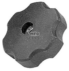 """10-10355 - Flanged Clamping Knob 1/4""""-20 Female"""