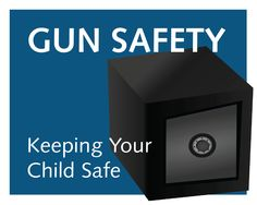 As parents we want to protect our children in every situation. Even if you do not own a gun, gun safety should be part of your child's safety toolbox. This conversation could prevent a tragedy or may even save your child's life.