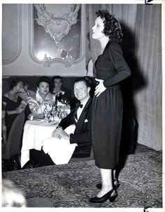 Edith Piaf - Versailles - New York - 1949