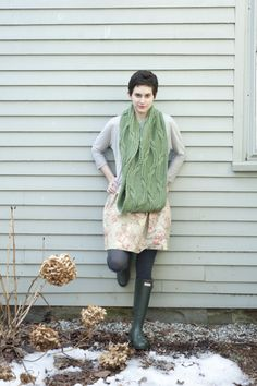 Winged Knits