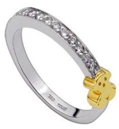 #wedding #ring #tous