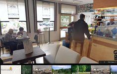 Virtuelle Rundgänge Eiscafe & Waldschenke - http://www.eiscafekeltern.de/virtuell/