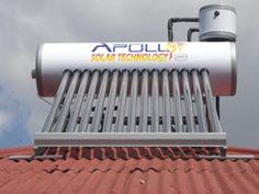 Apollo 100 L L/P ( low pressure ) - DIY Renewable Energy, Solar Energy, Solar Geyser, Alternative Energy, Solar System, Apollo, Home Appliances, Diy, Solar Power