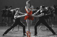 I ?love? red ballet