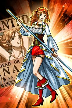cleavage garter heels nami one_piece tagme weapon One Piece Manga, Nami One Piece, One Piece World, One Piece Images, One Piece Pictures, Nami Swan, One Piece Wallpaper Iphone, Nico Robin, Iconic Characters