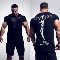 2018 Men Summer Fashion Leisure t Shirt Fitness Bodybuilding Muscle male Short Slim fit Shirts Cotton Tee tops clothing T Shirt Fitness, Fitness Man, Body Fitness, Bodybuilding T Shirts, Fitness Bodybuilding, Bodybuilding Pictures, Nike Sportswear, Branded T Shirts, Workout Shirts