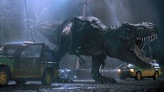 The Original Jurassic Park T-Rex Is Back For Jurassic World T Rex Jurassic Park, Jurassic Park World, The Good Dinosaur, Indiana Jones, New Movies, Good Movies, Awesome Movies, Iconic Movies, Latest Movies