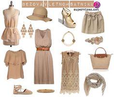 Béžová - skvelá neutrálna farba na leto Dark Summer, Light Spring, Light Blonde, Strawberry Blonde, Spring Looks, Periwinkle, Fashion Beauty, Two By Two, Beige