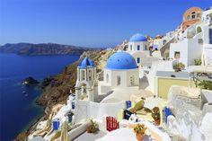 Oia, Santorini - Grecia