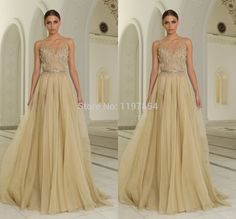 Find More Evening Dresses Information about Vestidos De Fiesta Prom Dress Sheer V Neck Sleeveless Floor Length Sash Sexy Backless Glitz Modest Prom Party Evening Dresses,High Quality Evening Dresses from Amanda's Dress House on Aliexpress.com