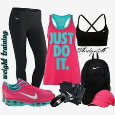 Workout Outfit  Workout Outfit