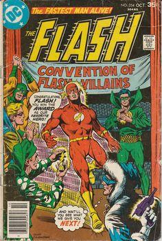 The Flash (Volume) - Comic Vine Dc Comic Books, Vintage Comic Books, Vintage Comics, Comic Book Covers, Comic Book Heroes, Comic Art, Flash Comics, Legion Of Superheroes, Blitz