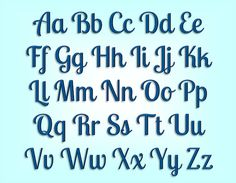 Beach Bum Machine Embroidery Font Monogram Alphabet, Cursive Script Embroidery Font, Sports Embroide