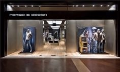 Porsche Design Store in The Shoppes at Marina Bay Sands, Singapore »  Retail Design Blog