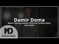 Damir Doma Spring/Summer 2017 | Milano Moda Uomo - YouTube