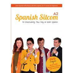 Spanish Sitcom A2 - An Entertaining, New Way to Learn Spanish