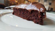 Fantastisk god sjokoladekake uten egg, melk og gluten.