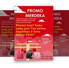 Desain promo for Lighbox company Pre Production, How To Attract Customers, Target Audience, Coreldraw, Behance, Layout, Poster, Design, Page Layout
