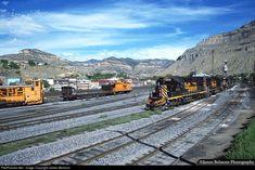 RailPictures.Net Photo: DRGW 5344 Denver & Rio Grande Western Railroad EMD SD40T-2 at Helper, Utah by James Belmont