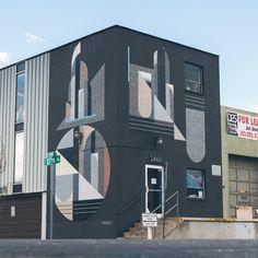 Rubin415 - Denver, Colorado, 2015 #mural