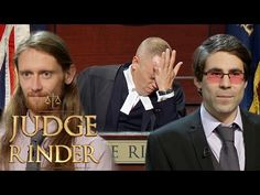 Judge Rinder Can't Believe A Man Sold His Soul to a Friend | Judge Rinder - YouTube