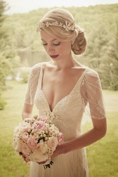 WhiteAzalea Elegant Dresses: Simple and Elegant Vintage Wedding Dresses