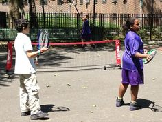 Kings County Tennis League in Bedford-Stuyvesant, Brooklyn received $1,500 to clean up a hazardous blacktop area on public housing grounds in order to offer free weekend tennis clinics for youth. The group is turning a disused space into a multifunctional community gathering spot, and providing youth with opportunities to participate in structured recreation and positive mentorship.