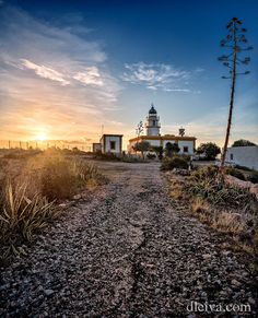 "Breaking Dawn in Cabo de Gata Natural Park - <a href=""http://dleiva.com/"">dleiva.com/</a>"