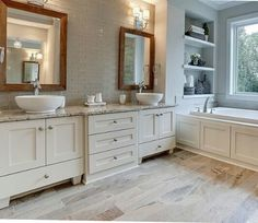 Master Bathroom – Reeder Ridge – Fall 2014 Parade of Homes - transitional - Bathroom - Minneapolis - Gonyea Homes & Remodeling Master Bathroom, Bathroom, House Interior, House, Home Remodeling, Home, Parade Of Homes, Transitional Bathroom, Home Decor