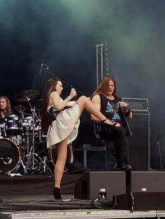 Elize Ryd 07.06.2015 - Metalfest Open Air - Plzen, Czech Republic