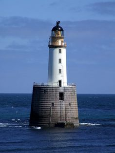 RATTRAY Head lighthouse .Scotland.