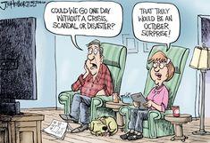 Time Capsule, Political Cartoons