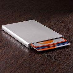 Fancy - Secrid Aluminum Card Protector