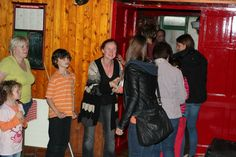 #hostfamily offering great #irishhospitality to our #students #kilkenny #ireland