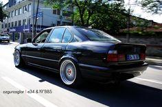 BMW 5 Series E34 (1988–1996)