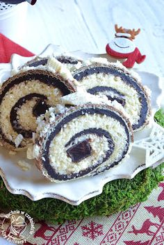 Sweets Cake, Cheesecake, Swiss Rolls, Food Porn, Breakfast, Baking, Recipes, Kitchens, Morning Coffee