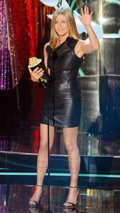 Jennifer Aniston's 32 Best Little Black Dresses Ever | InStyle.com Aniston…