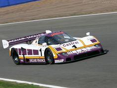 Jaguar XJR 9 race car